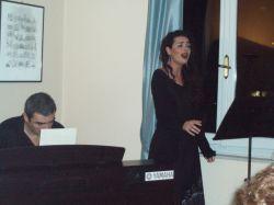 Μουσική βραδιά με φωνή και πιάνο